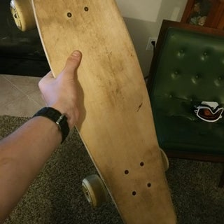 How to Make an Old Skateboard Into a Mini Cruiser (spray Paint Style)