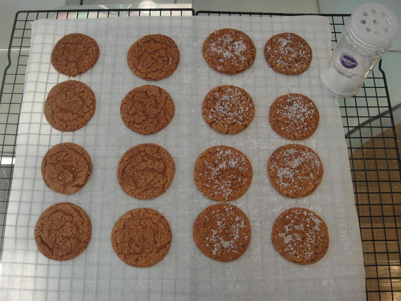 Adding Sugar Sprinkles