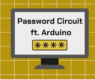 密码电路Arduino