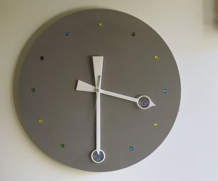 3:30 Clock Version 2