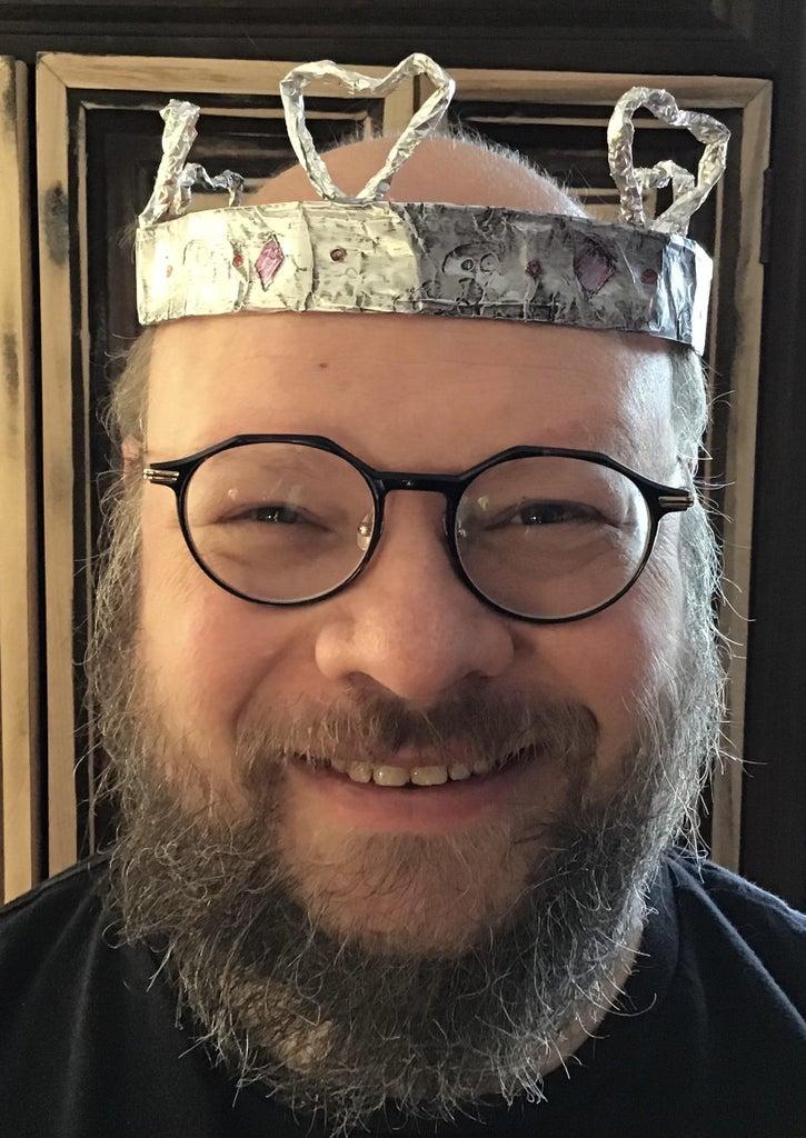 Tin Foil Crown