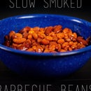 Slow Smoked Barbecue Beans