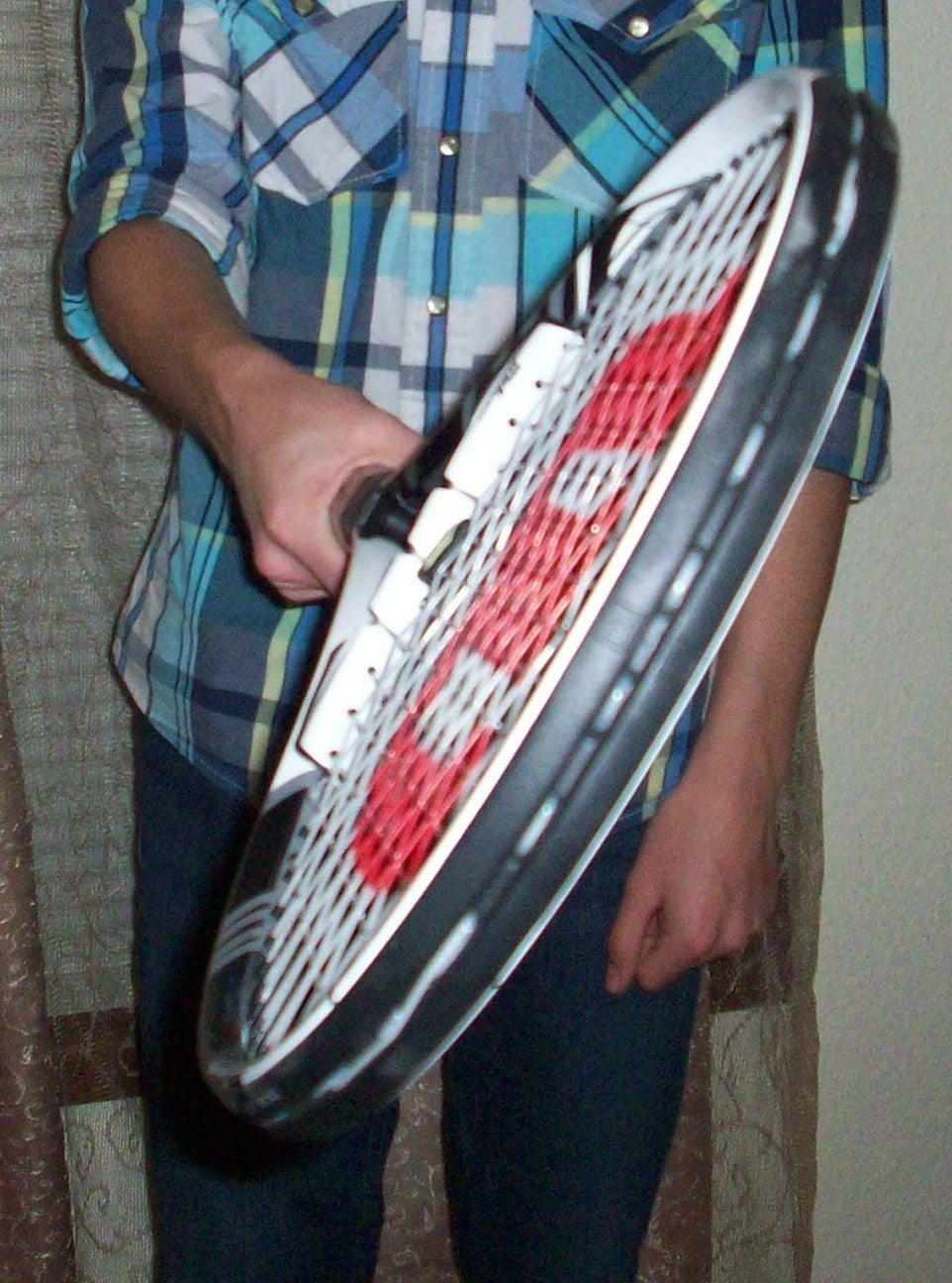 How to Hold a Tennis Racquet