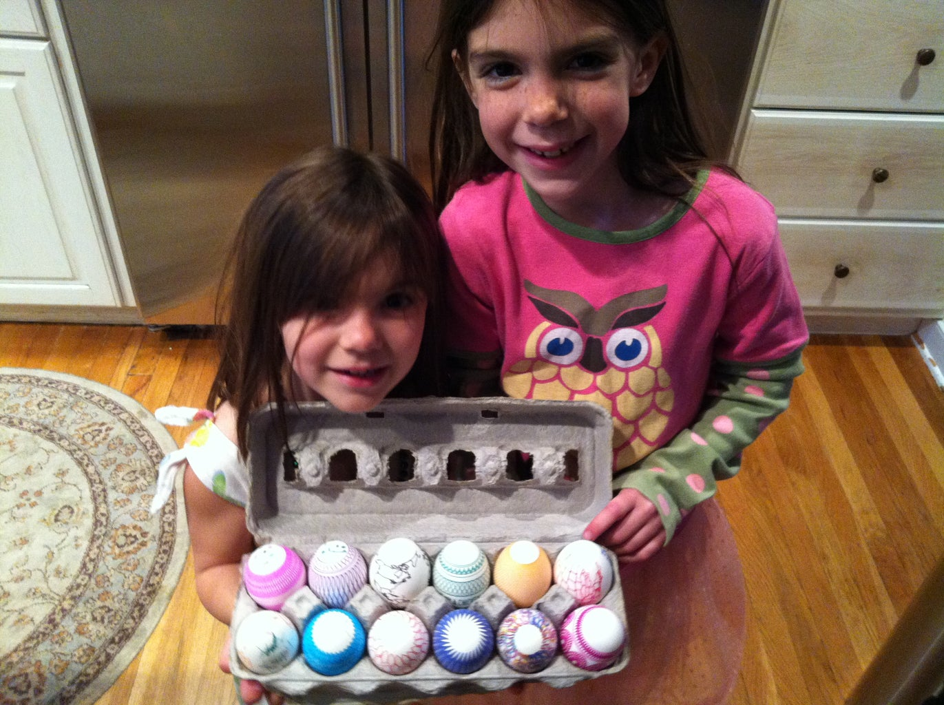 Share Your Decorated Eggs
