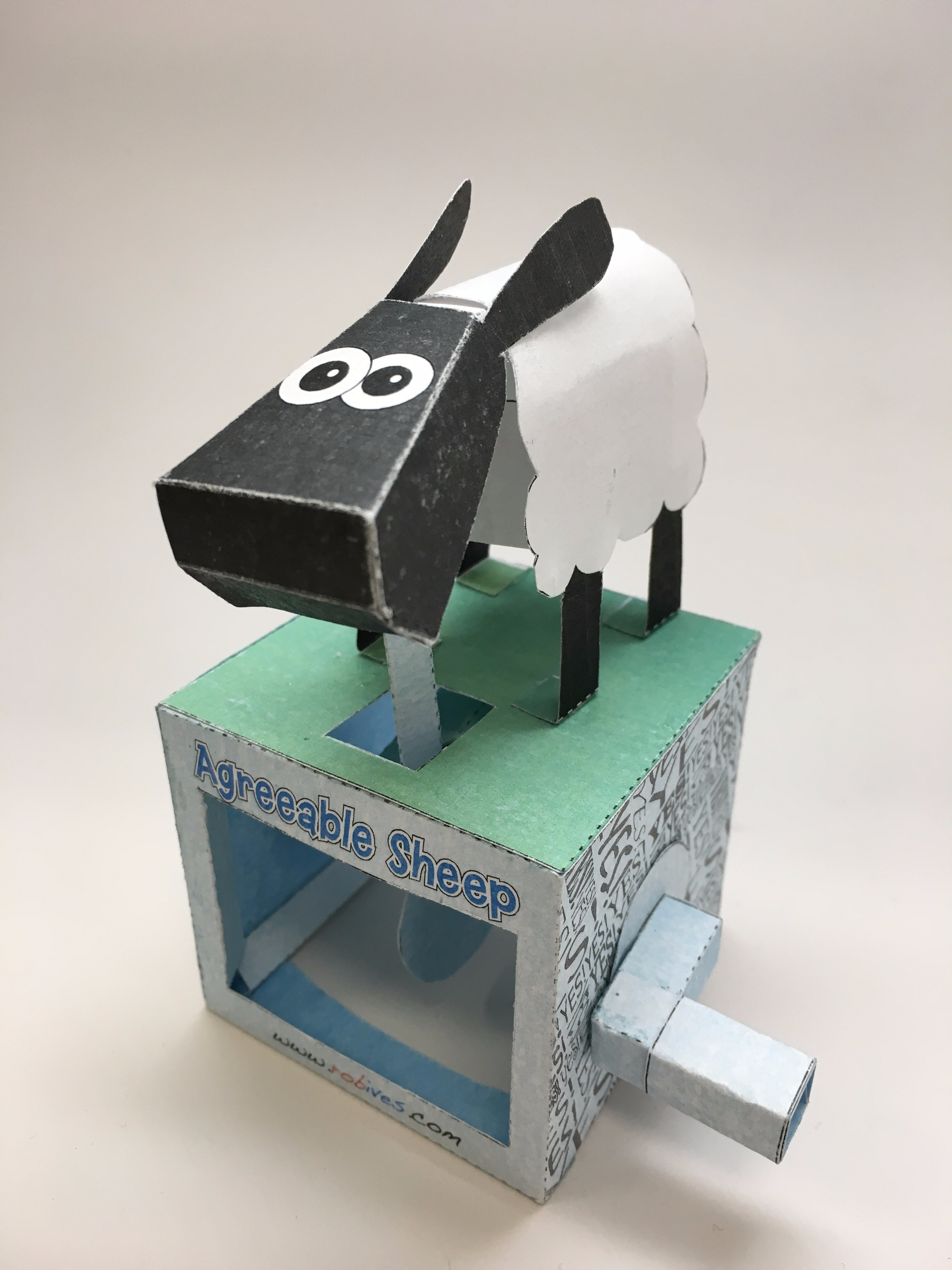 Agreeable Sheep