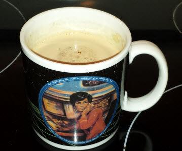 Latte a la king