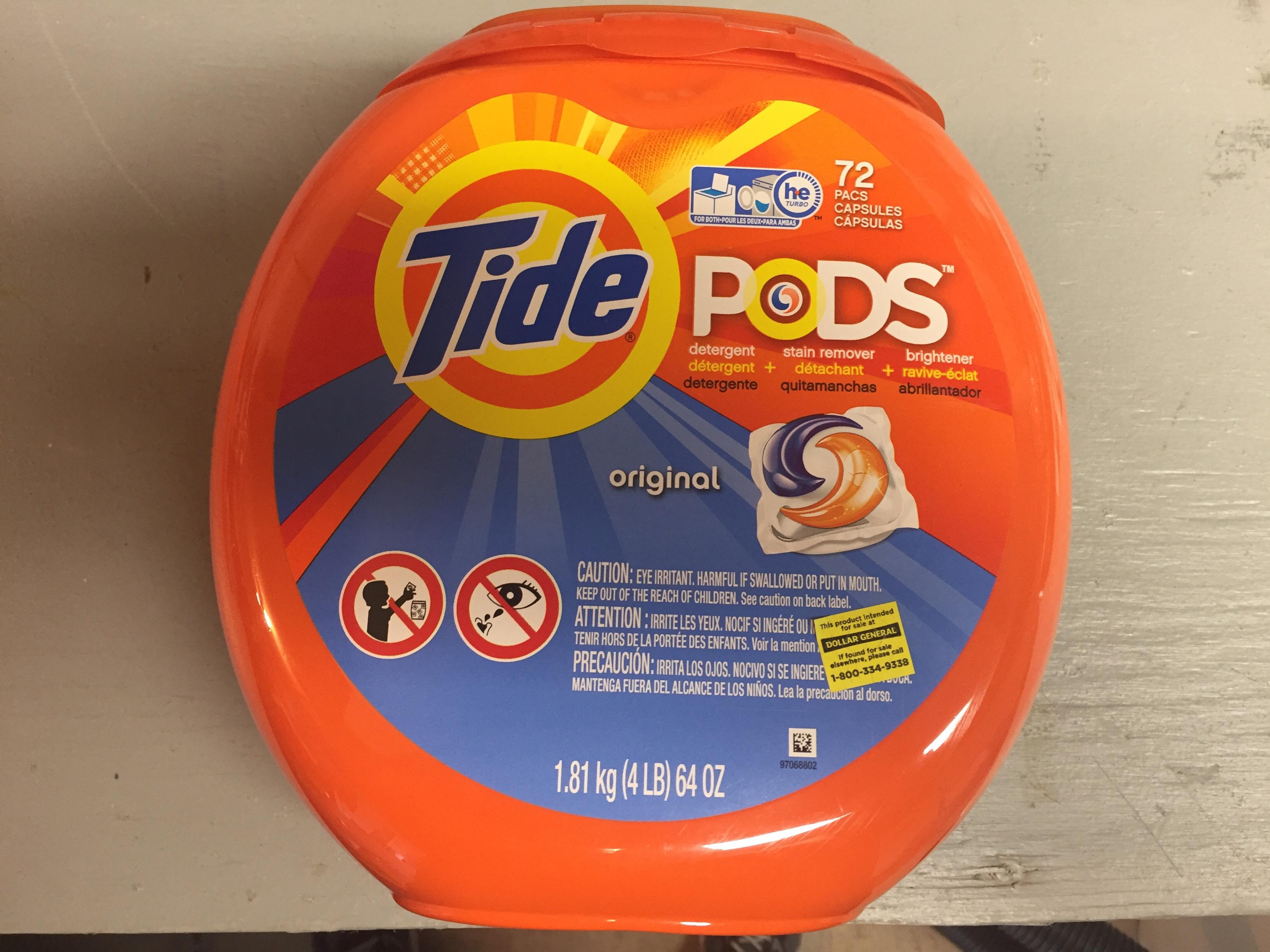 PODS Bag Dispenser