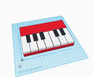 马铃薯音乐键盘