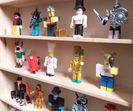Roblox's Display Case