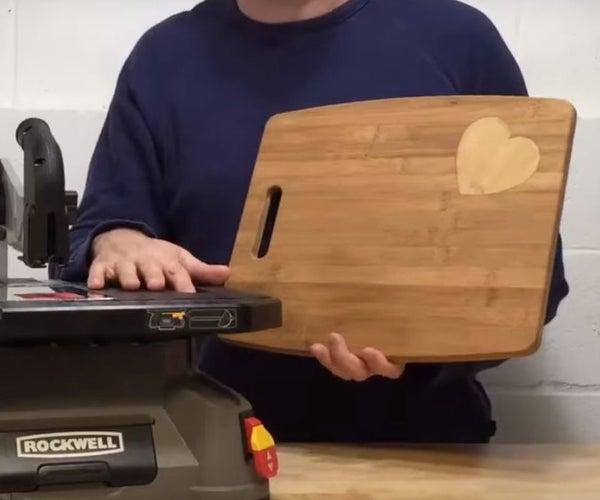 Custom Cutting Board - Project