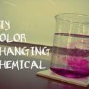 Chemical Reaction between Potassium Permanganate and Citric Acid