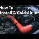 How To Install A Cold Air Intake