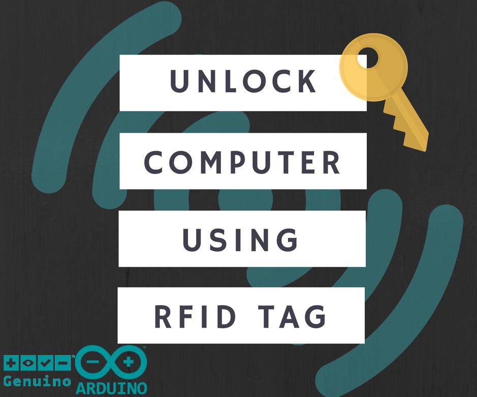 Arduino RFID unlock Mac (Linux and Win)