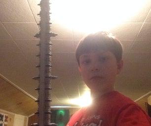 Knex Overkill Sword