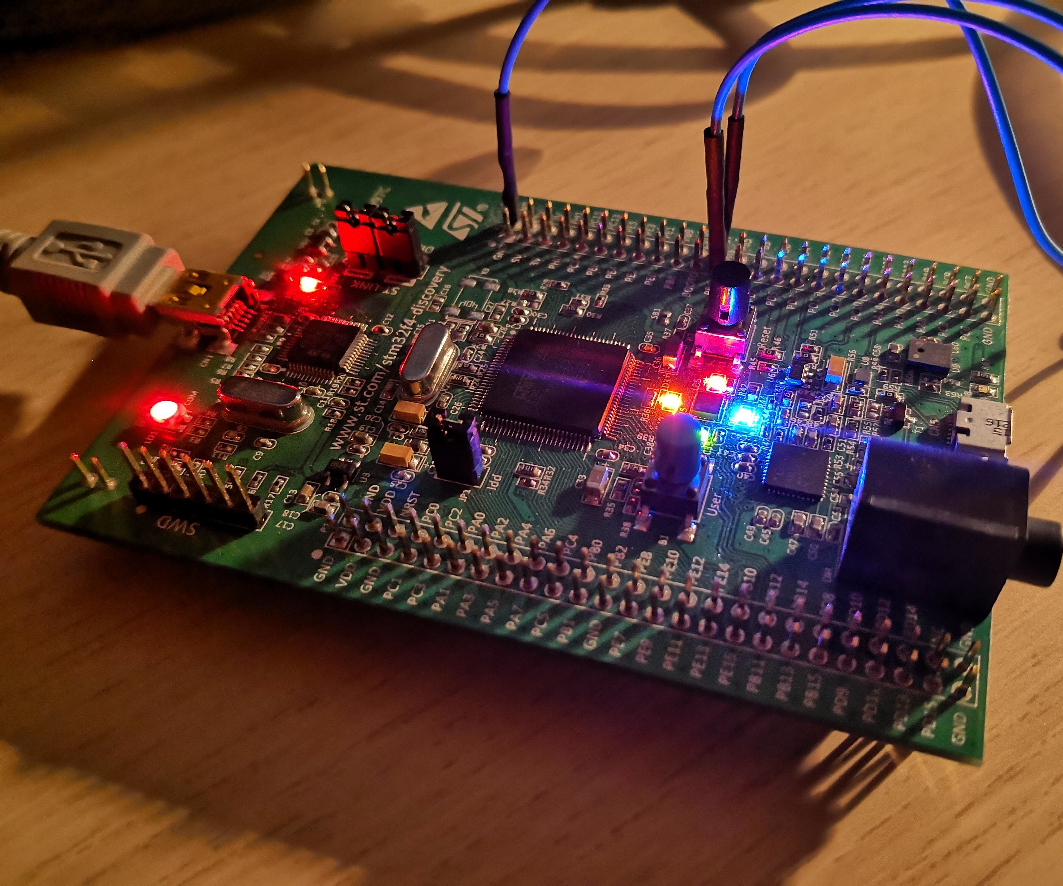 Start Developing STM32 on Linux