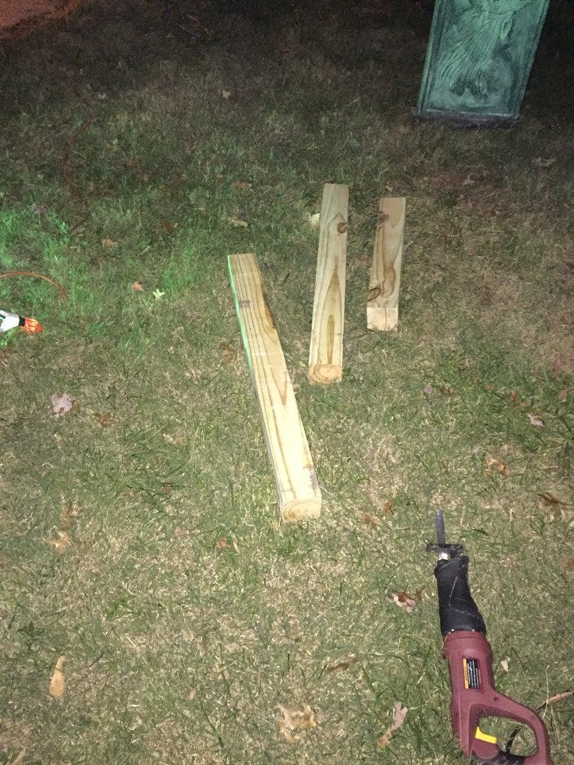 Assembling the Columns