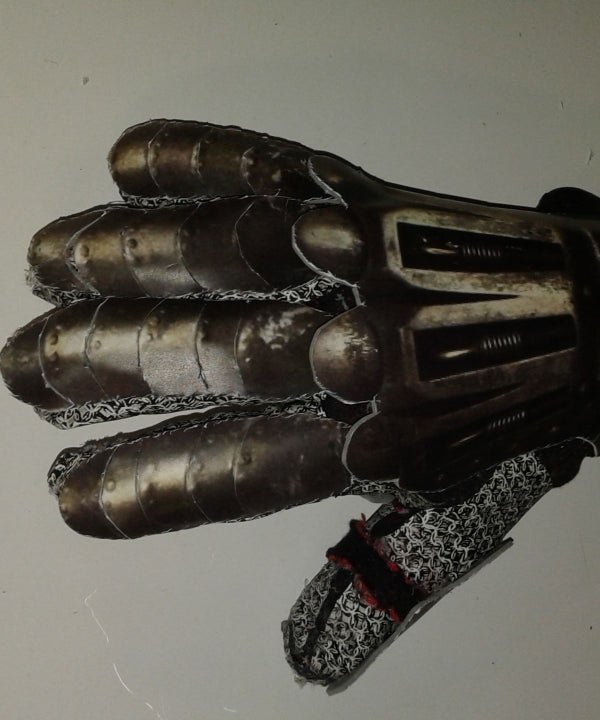 Down and Dirty, Two Hour, Army of Darkness, Ash's Medieval Mechanical Hand