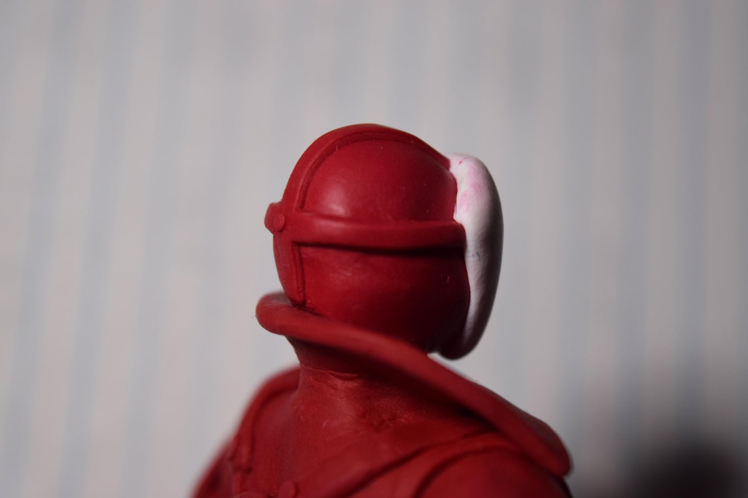 Creating the Head: Head Details 1 (Straps + Mask)