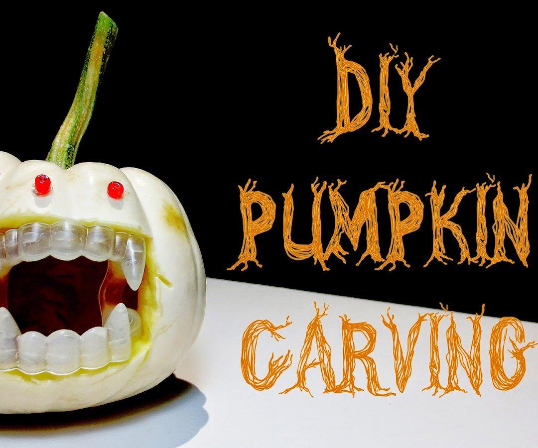 DIY Pumpkin Carving