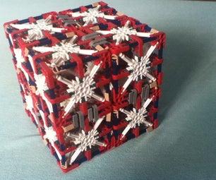 Knex Endless Folding Cube Instructions