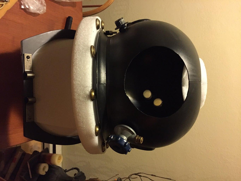 The Helmet & Breastplate, Combined