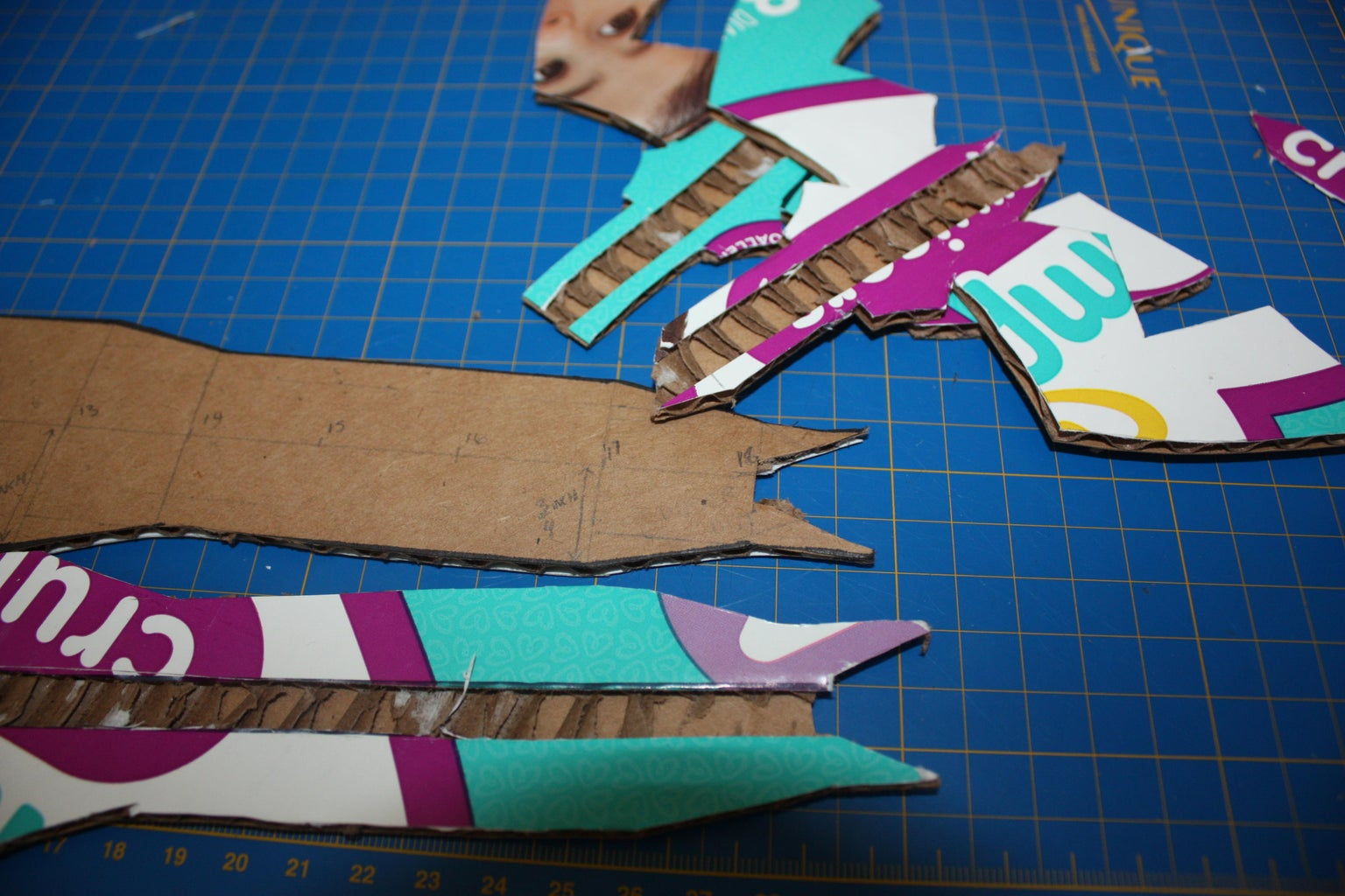 Optional Step: Adding a Wooden Dowel