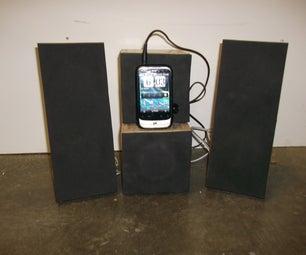Speaker Cubes