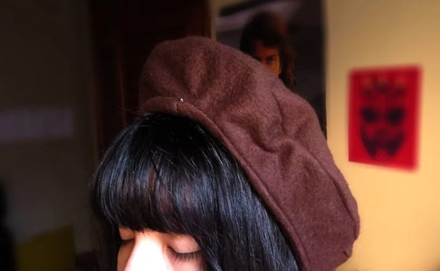 How to Make a Double Beret