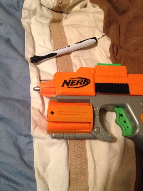 Real Nerf Bullet