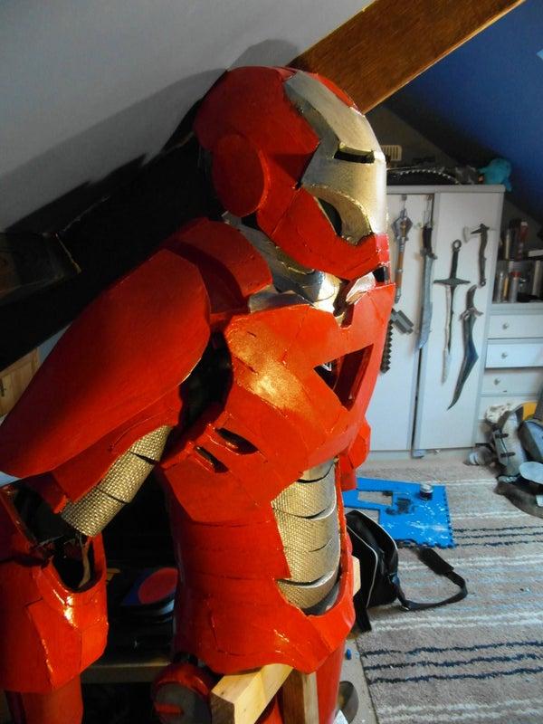 Iron Man Costume.
