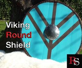 Viking Round Shield /  Lagertha's Shield From Vikings