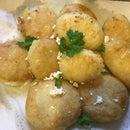 Cheesy Potato Creations!