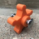 3D Printed Lawnmower Replacement Knob