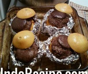 Tropical Chocolate Pudding