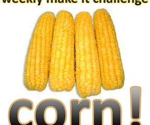 Weekly Make It Challenge: Corn