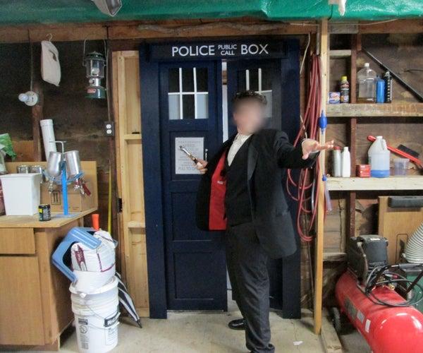 Capaldi Doctor Costume