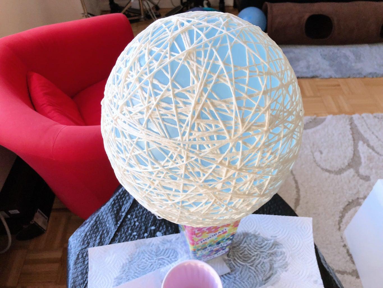 Make the Yarn Globe