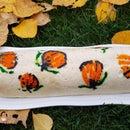 Pumpkin Swiss Roll (Japanese Cake Roll)