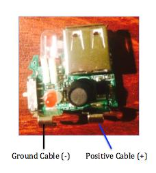 The Phone Charging Module