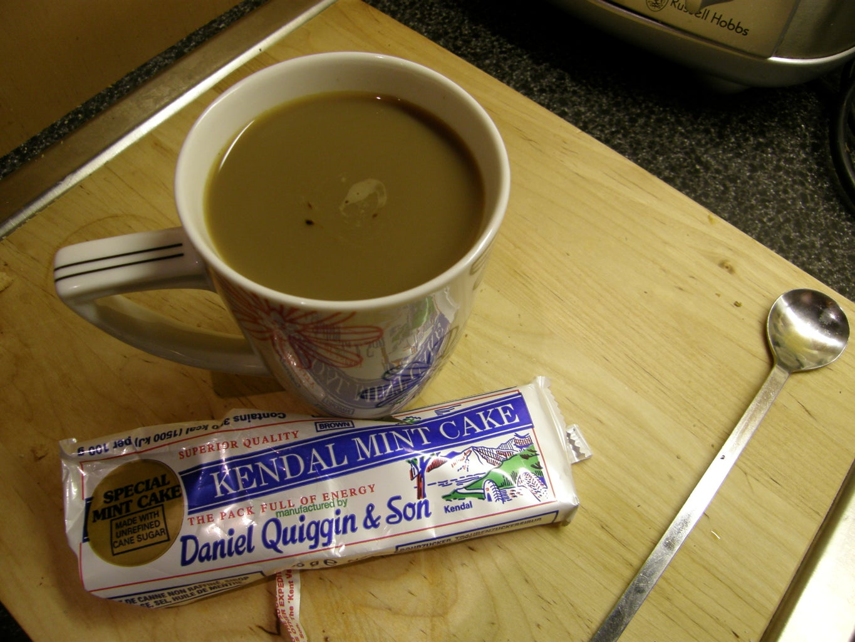 Instint Mint Coffee...