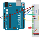 How to Upload C Code to ِAVR Using Arduino Uno As Programmer