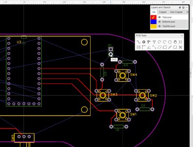 EasyEDA - Designing Your PCB Part 2 (Connecting Everything and Finishing Your Board)