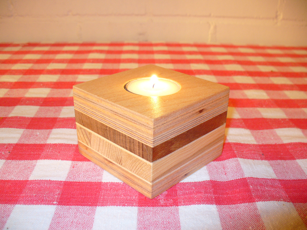 Nice Candleholders From Scrap Wood 7 Steps Instructables