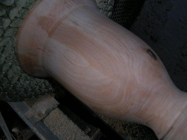 Wood Lathe Upgrades. Pt 3, Friction Plate.