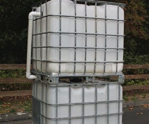 DIY Water Treatment Tower