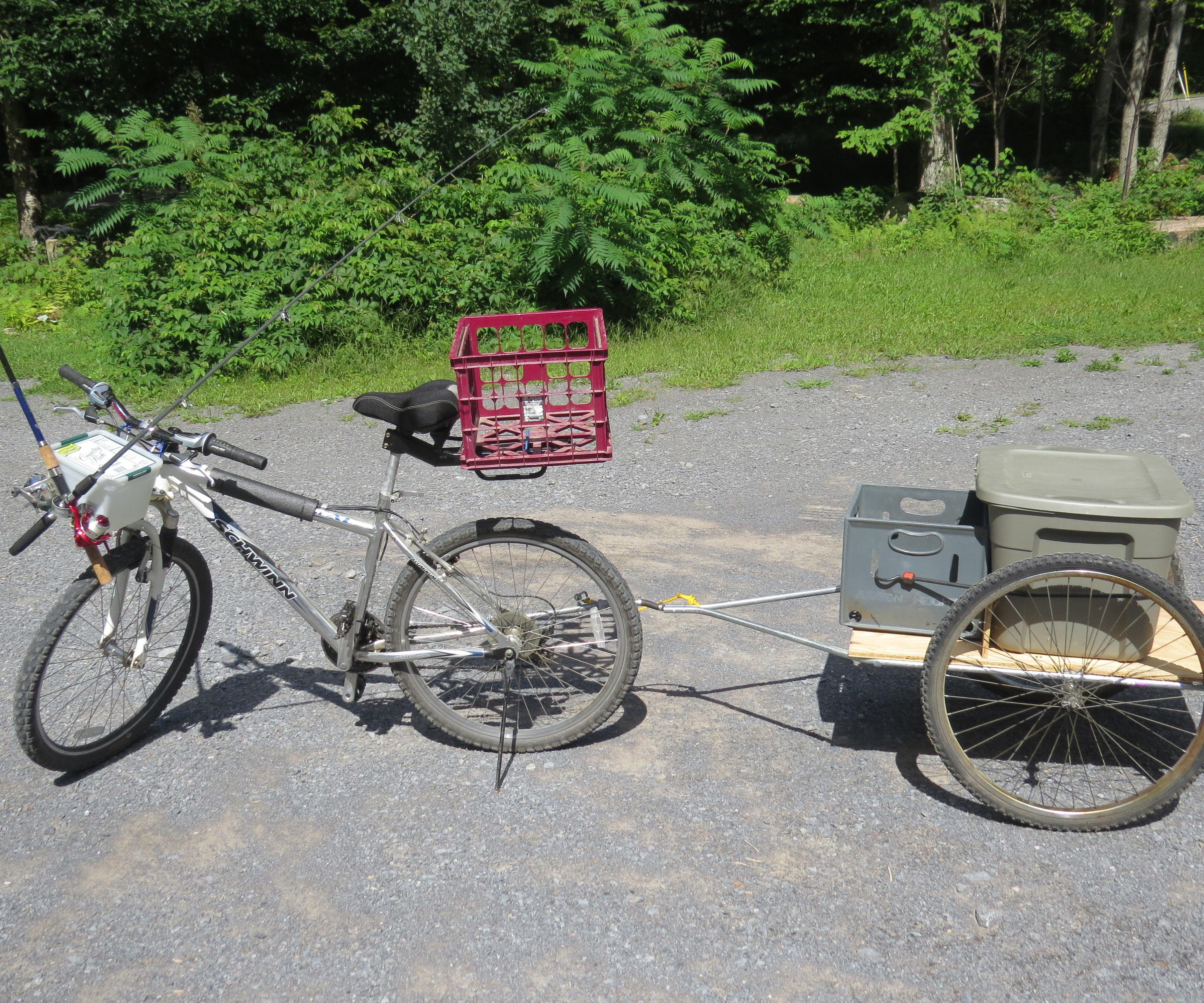 "Mountain Bike ""Pack Mule"""