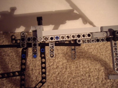 Working Lego Technic Cross Bow (Inspired by the Mini Thriller)