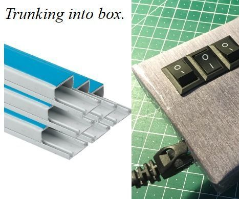Unusual Custom Box/enclosure (quick, Easy, Modular, Cheap)