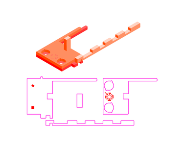 Secondary Drawer Assembly