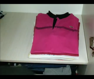 How to Perfectly Fold a T-shirt in Just TWO SECONDS